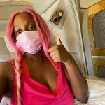 DJ Cuppy Gifted With Three iPhone 12 Max Pro For Her Birthday