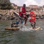 """Man Who Built """"Water Bicycle"""" Offered A Full Scholarship At His University"""