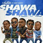 MUSIC: DJ Neptune ft. Larry Gaaga, Olamide, CDQ & Slimcase – Shawa Shawa