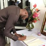 2face Idibia Visits Governor Dickson Over The Death Of His Mother(photos)