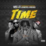 MUSIC: Wiss – Time Ft Jozzy X Oluwastock X Jayrollings