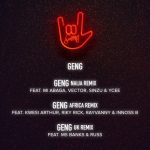 MUSIC: Mayorkun – Geng (UK Remix) Ft. Ms Banks, Russ