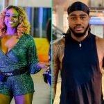 #BBNaija2020 : Ka3na and Praise spotted having s€x (Video)