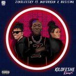 MUSIC: Zinoleesky Ft Mayorkun & Busiswa – Kilofeshe Remix